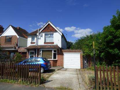 3 Bedrooms Link Detached House for sale in Regents Park, Southampton, Hampshire