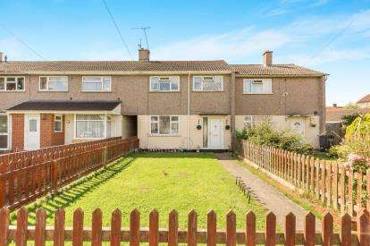 3 Bedrooms Terraced House for sale in Carstairs Avenue, Swindon, Wiltshire
