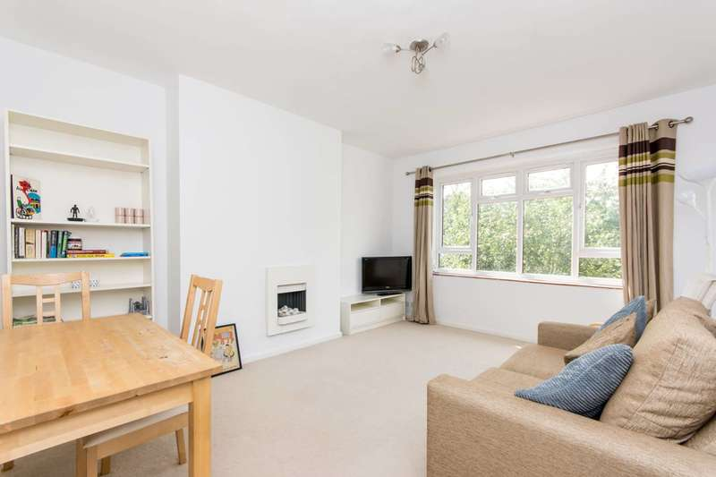 2 Bedrooms Flat for sale in Calcott Court, Brook Green, W14