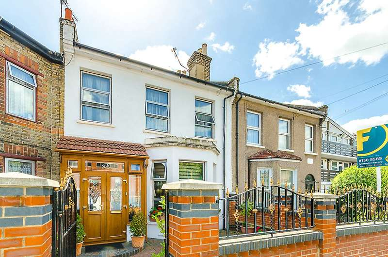 4 Bedrooms House for sale in Boleyn Road, Forest Gate, E7