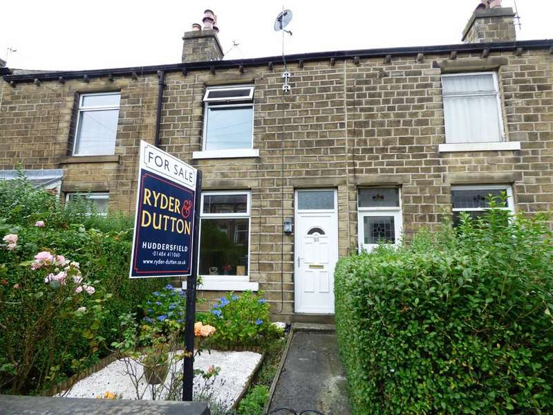 2 Bedrooms Property for sale in St James Road, Marsh, HUDDERSFIELD, West Yorkshire, HD1