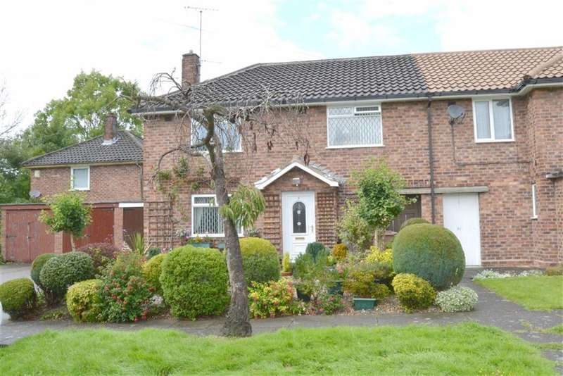 3 Bedrooms Property for sale in Brotherton Close, Bromborough, Wirral