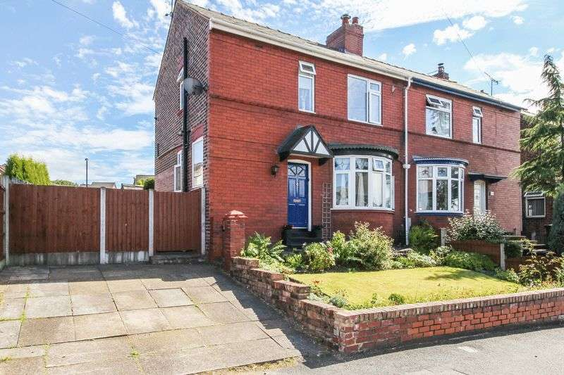 3 Bedrooms Semi Detached House for sale in Ormskirk Road, Upholland