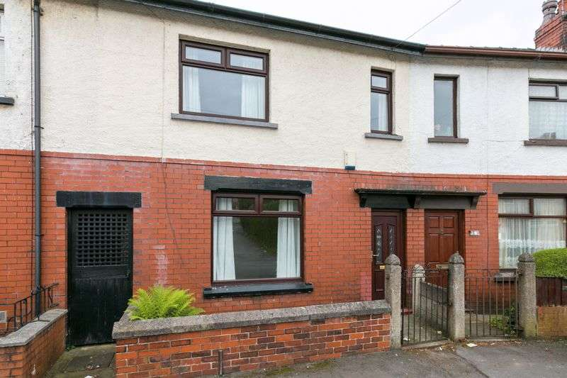 2 Bedrooms Terraced House for sale in Wallace Lane, Whelley, WN1 3XT