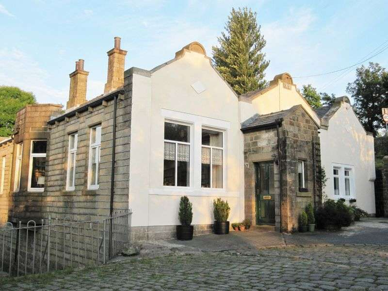 4 Bedrooms Detached House for sale in Jack Bridge Cottages, Hebden Bridge
