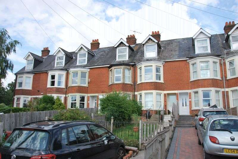 4 Bedrooms Terraced House for sale in City Centre, Salisbury