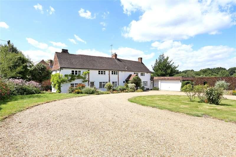 5 Bedrooms Detached House for sale in Nowhurst Lane, Nr Horsham, West Sussex, RH12