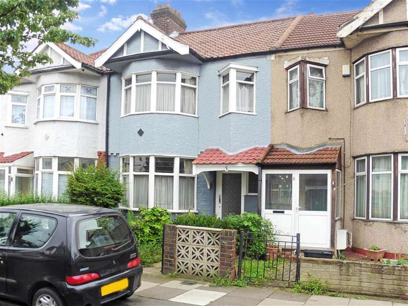 3 Bedrooms Terraced House for sale in Tylehurst Gardens, Ilford, Essex