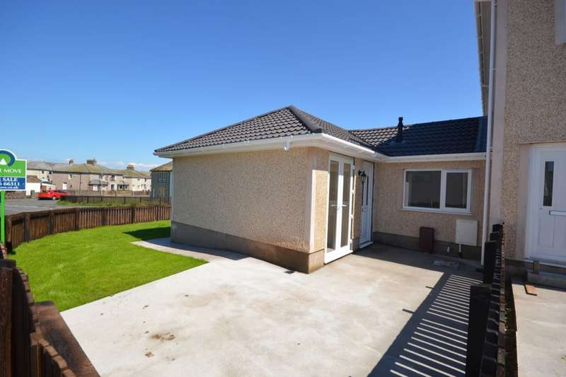 2 Bedrooms Bungalow for sale in Loweswater Avenue, Whitehaven, CA28
