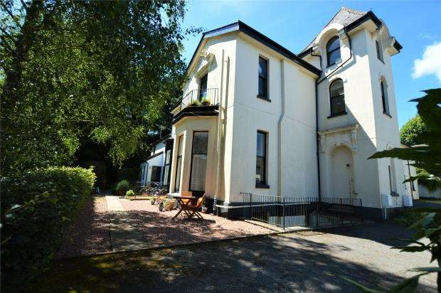 2 Bedrooms Flat for sale in Bossell House, Bossell Park, Buckfastleigh, Devon