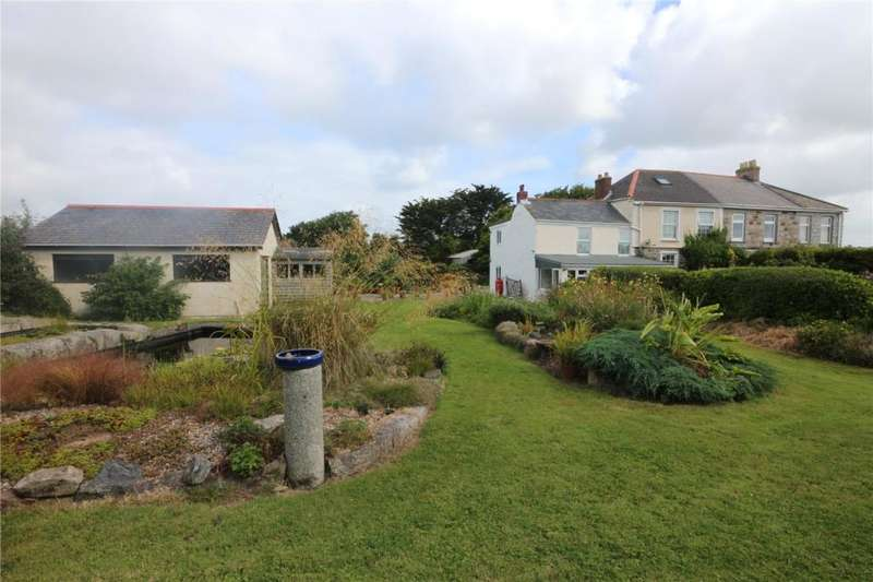 3 Bedrooms End Of Terrace House for sale in Carn View, Treswithian Downs, Camborne