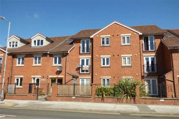 3 Bedrooms Flat for sale in Oakland Mews, Stockingford, Nuneaton, Warwickshire