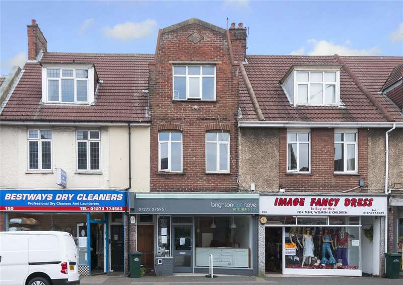 3 Bedrooms Flat for sale in Portland Road, Hove, East Sussex, BN3