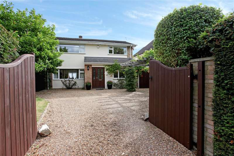 4 Bedrooms Detached House for sale in Dorney Reach Road, Dorney Reach, Buckinghamshire, SL6