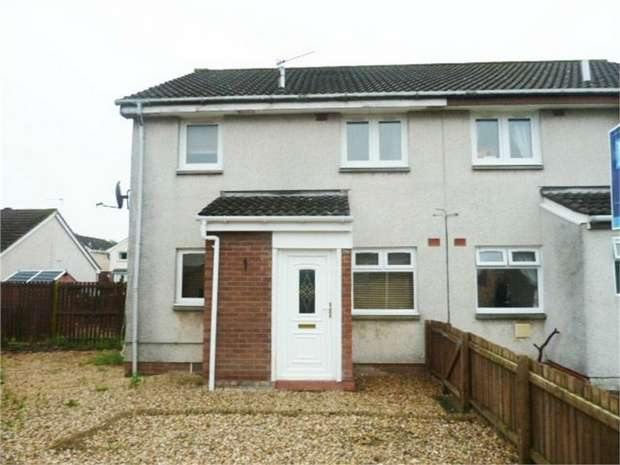 1 Bedroom Semi Detached House for sale in Moss Road, Wishaw, North Lanarkshire