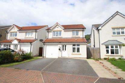 3 Bedrooms Detached House for sale in Geds Mill Close, Burntisland