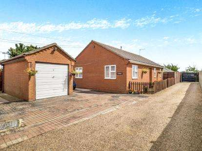 2 Bedrooms Bungalow for sale in Ludham, Great Yarmouth, Norfolk