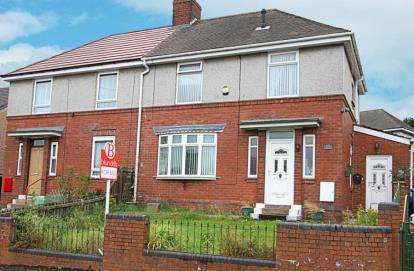 3 Bedrooms Semi Detached House for sale in Fitzhubert Road, Manor, Sheffield