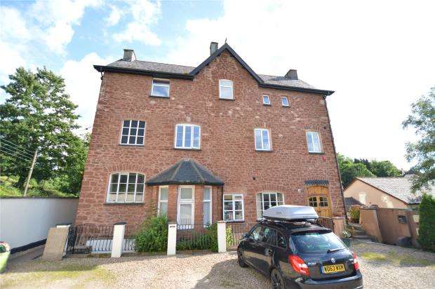 2 Bedrooms Flat for sale in Oakford House, Shaldon Road, Newton Abbot, Devon