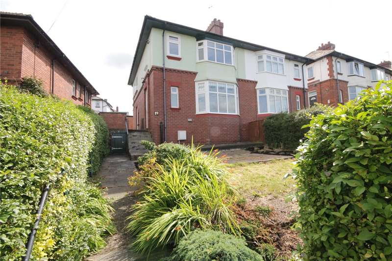 3 Bedrooms Semi Detached House for sale in West View, Blackhill, Consett, DH8