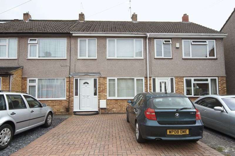 3 Bedrooms Terraced House for sale in 103 Dundridge Lane, Bristol