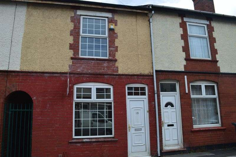 3 Bedrooms Terraced House for sale in Mason Street, West Bromwich