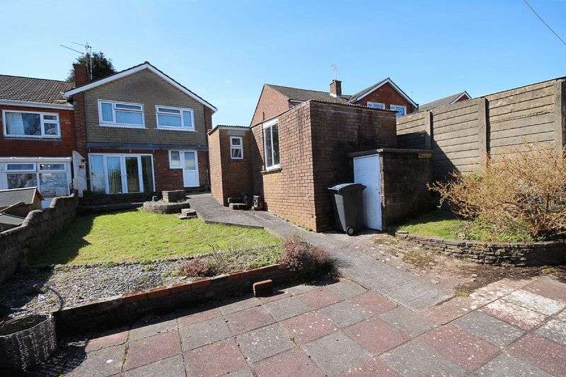 3 Bedrooms Semi Detached House for sale in Carisbrooke Way, Penylan
