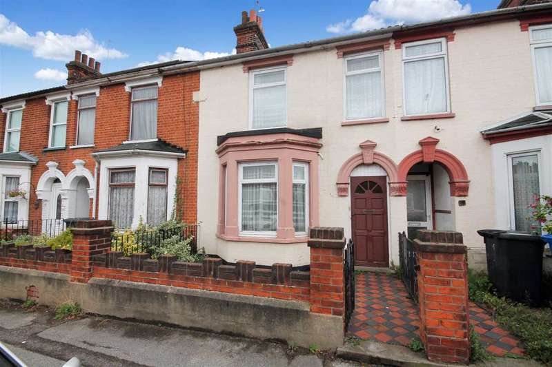3 Bedrooms Terraced House for sale in Cullingham Road, Ipswich