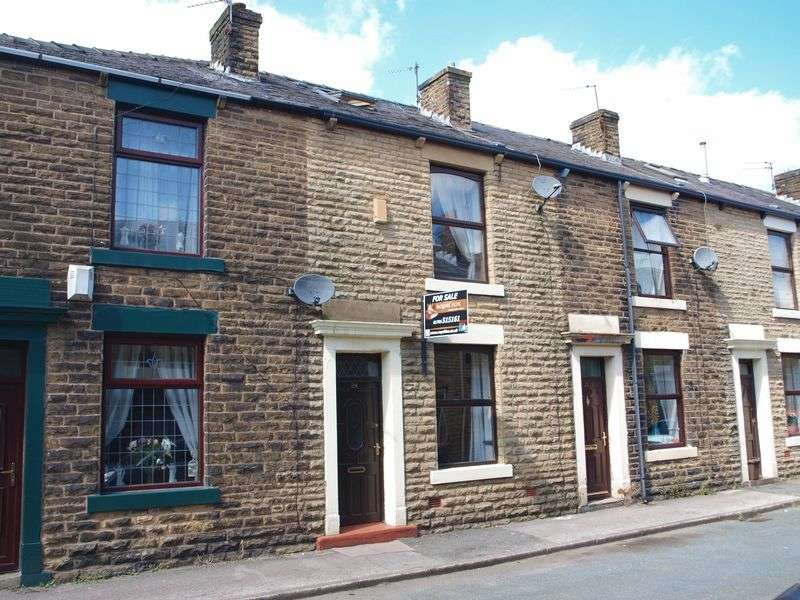 3 Bedrooms Terraced House for sale in Gordon Street, Newhey, OL16 3SL