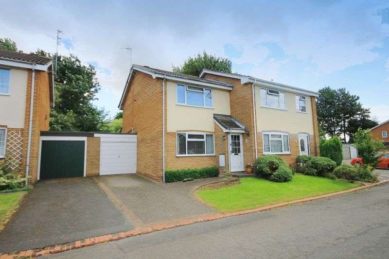2 Bedrooms Semi Detached House for sale in LEE FARM CLOSE, CHELLASTON