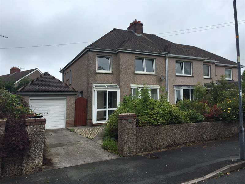 3 Bedrooms Semi Detached House for sale in Cherry Grove, Haverfordwest, Pembrokeshire