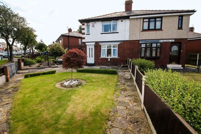 3 Bedrooms Semi Detached House for sale in Beech Hill Avenue, Beech Hill