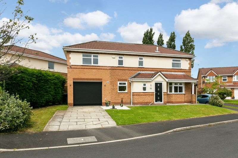 4 Bedrooms Detached House for sale in Melling Way, Winstanley, WN3 6JB