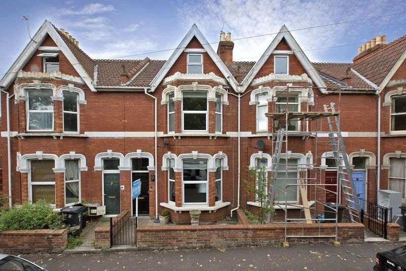 4 Bedrooms Terraced House for sale in Coronation Road, Bridgwater