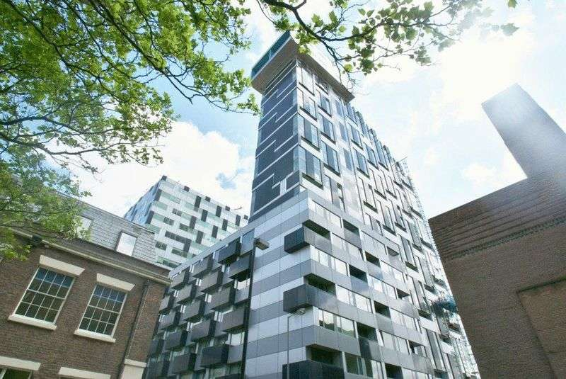2 Bedrooms Flat for sale in Rumford Place, Liverpool