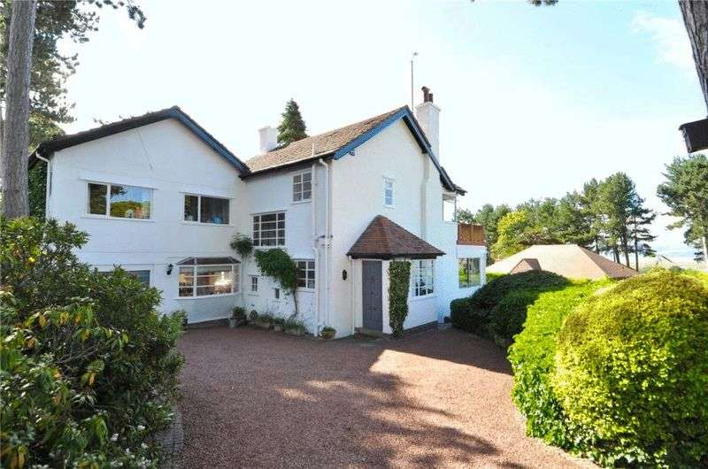 5 Bedrooms Detached House for sale in Wallrake, Lower Heswall