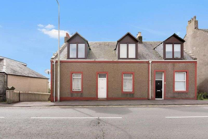 2 Bedrooms Flat for sale in Dunfermline Road, Crossgates