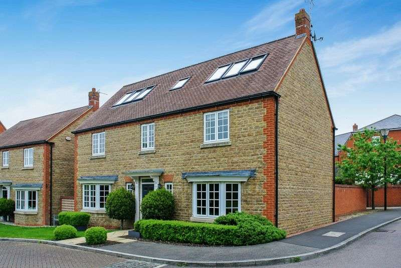 6 Bedrooms Detached House for sale in Sheridan Grove, Oxley Park, Milton Keynes