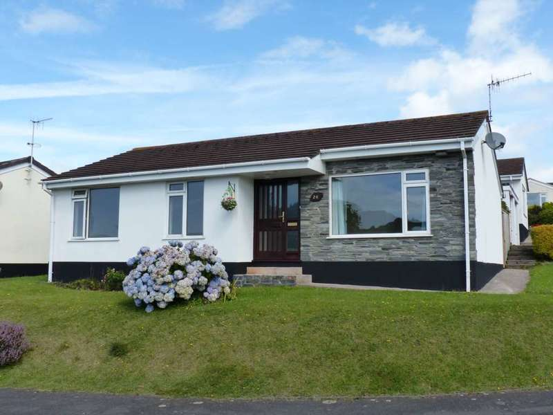 3 Bedrooms Detached Bungalow for sale in Coombe Meadows, Chillington