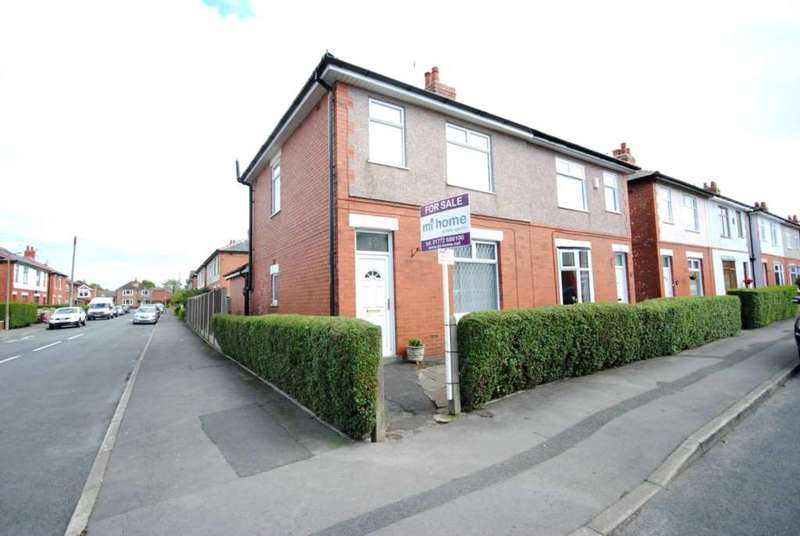 4 Bedrooms Semi Detached House for sale in Ribby Avenue, Kirkham