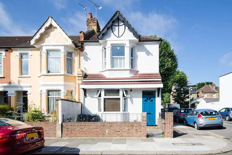 2 Bedrooms Flat for sale in Westfield Road, Northfields, W13