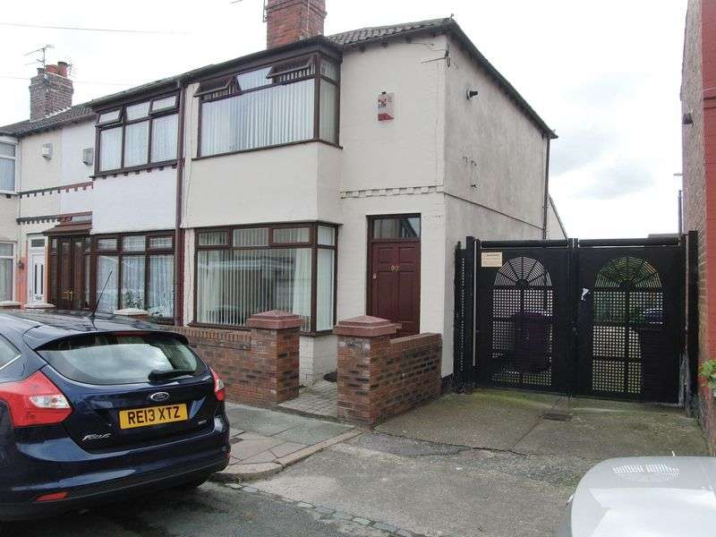 3 Bedrooms Terraced House for sale in Park Avenue, Liverpool