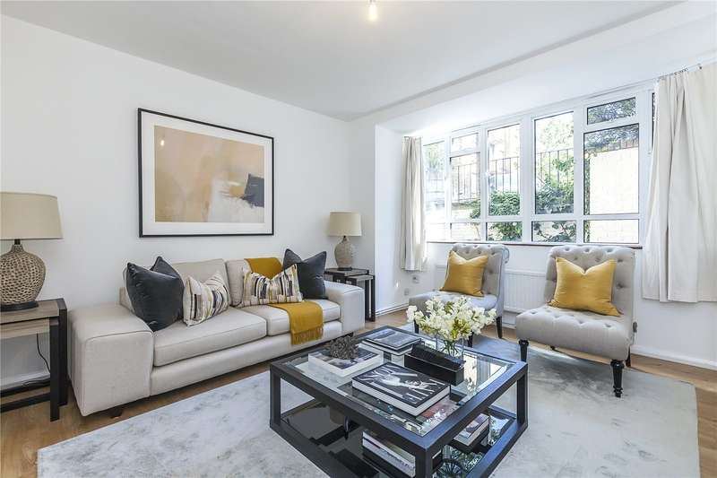 2 Bedrooms Flat for sale in Great Percy Street, London, WC1X