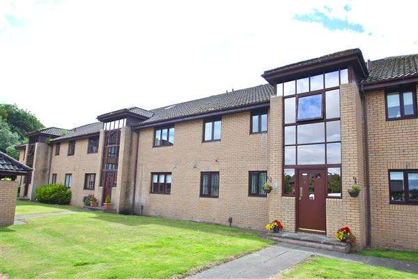 1 Bedroom Flat for sale in D, Hugh Murray Grove, Cambuslang, Glasgow