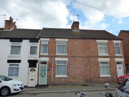 2 Bedrooms Terraced House for sale in Pochin Street, Croft, Leicester, Leicestershire