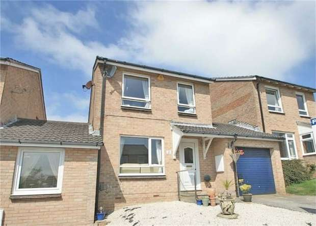 3 Bedrooms Detached House for sale in Beweys Park, Lower Burraton, Saltash, Cornwall