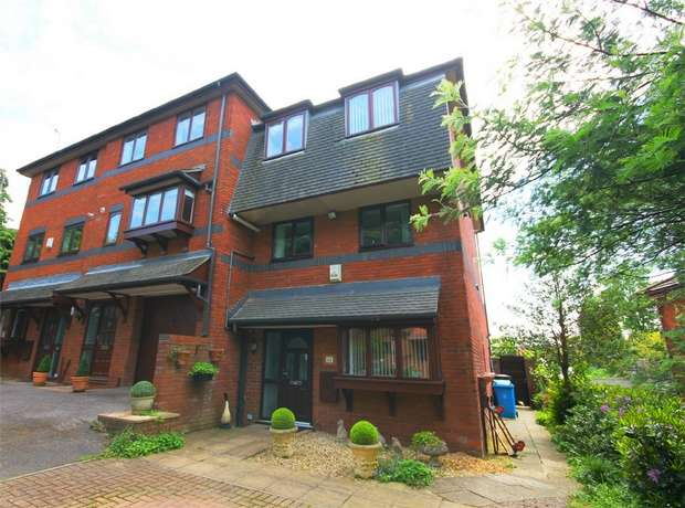 5 Bedrooms End Of Terrace House for sale in Lower Parkstone, Poole, Dorset