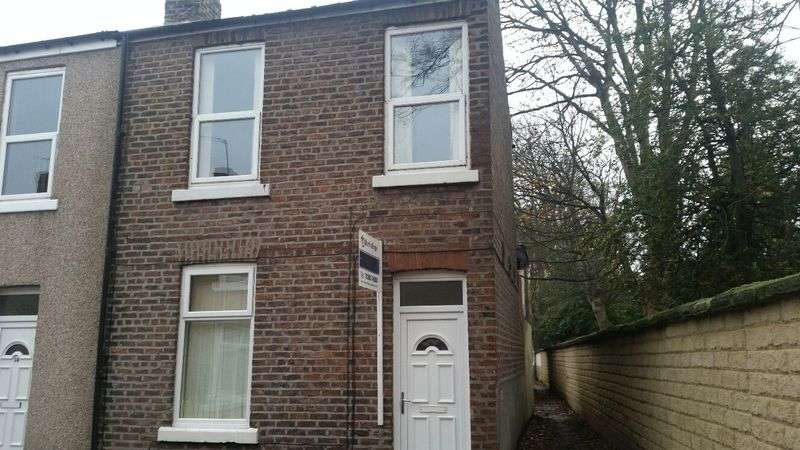 2 Bedrooms House for sale in Ruby Street, Darlington