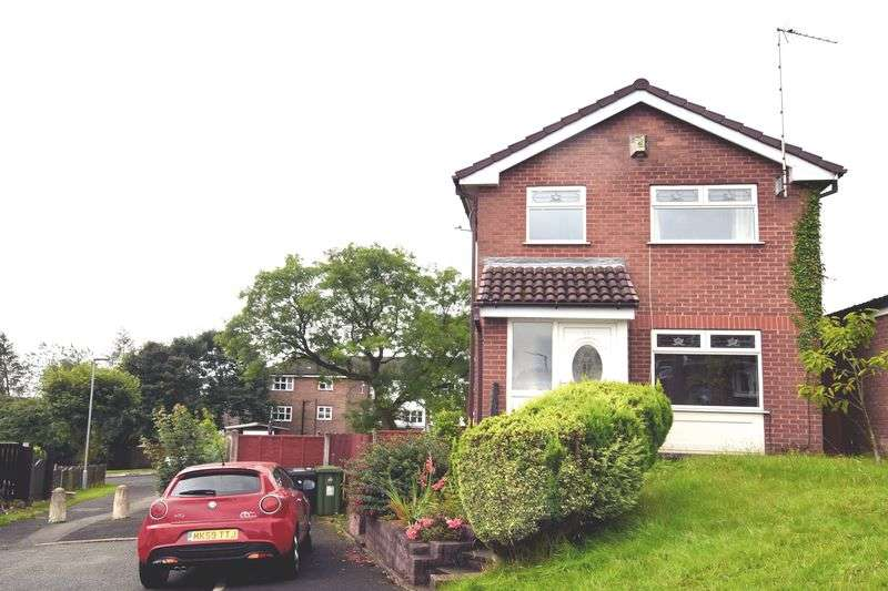 3 Bedrooms Detached House for sale in Shoreswood, Sharples, Bolton