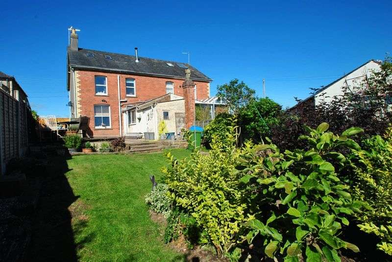 3 Bedrooms Semi Detached House for sale in Tufthorn Road, Coleford, Gloucestershire